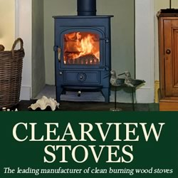 CLEARVIEW Stoves Instruction Manuals